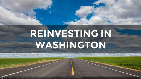 Reinvesting in Washington